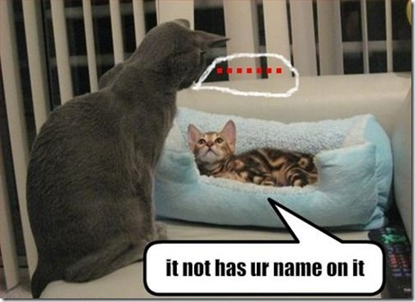 Funny Pictures: Your name is not here