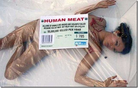 Funny Pictures: (funny adult - human meat)
