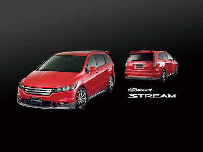 mugen honda stream old wallpaper