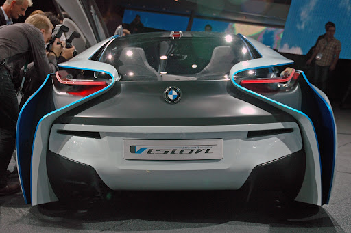 BMW Efficient Rear