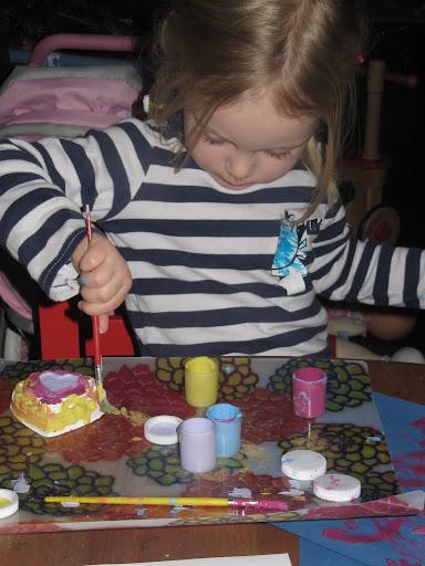 Marianna maluje