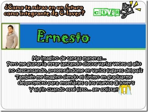 Clover AS Ernesto