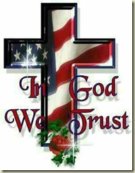 Cross God Bless America
