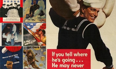 View WWII Postersd