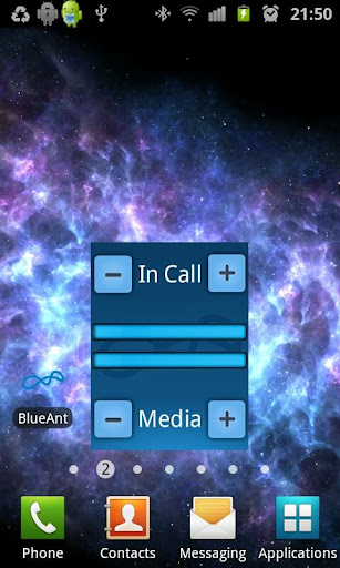 BlueAnt Android Application