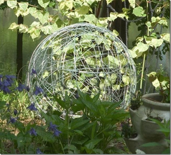 Wire Sculpture!