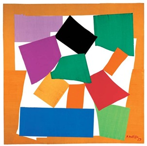 Henri Matisse - The Snail, 1953
