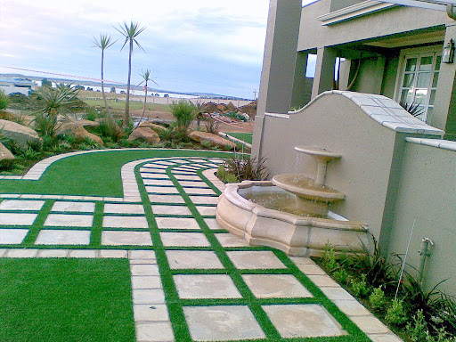 synthetic grass ideas