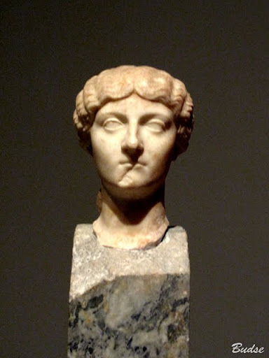 Hairstyles in the Roman world changed almost as often as they do today.
