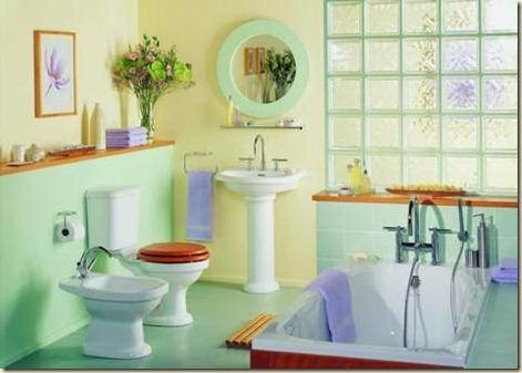 fotos de decoración de baños 6