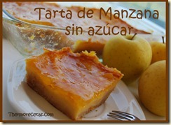 Tarta-de-Manzana-Sin-Azúcar