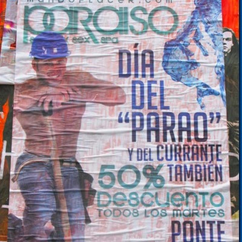 """Día del """"Parao"""" (en Chueca)"""