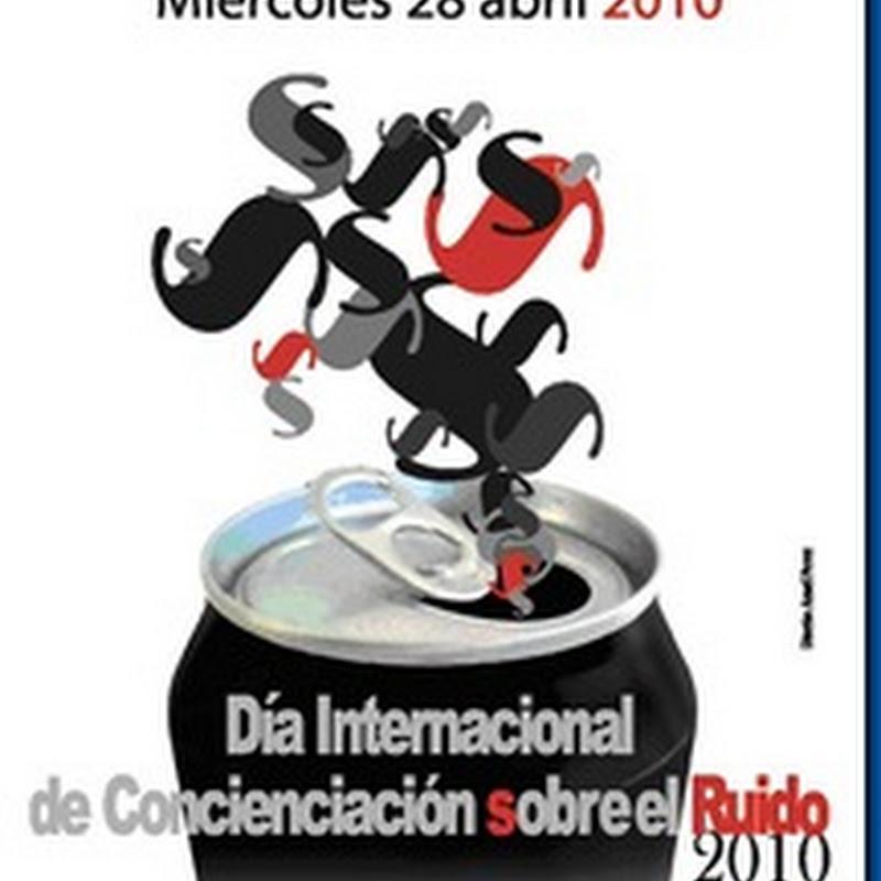 Día Internacional de Conciencia sobre el Ruido