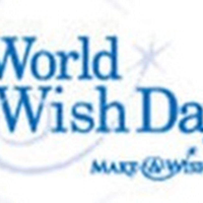 World Wish Day (Día Mundial de los Deseos)