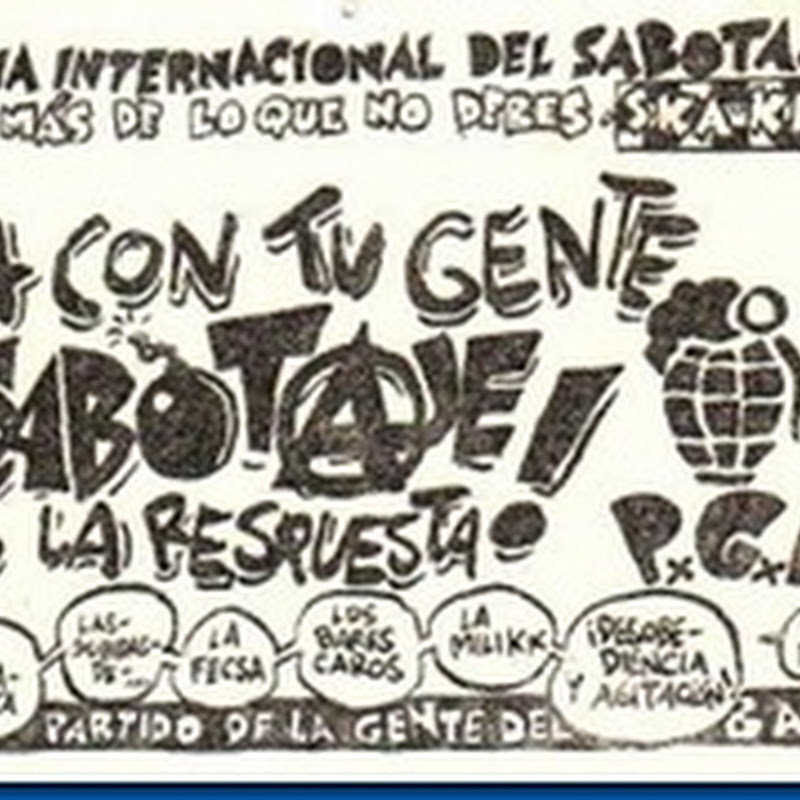 Día Internacional del Sabotaje