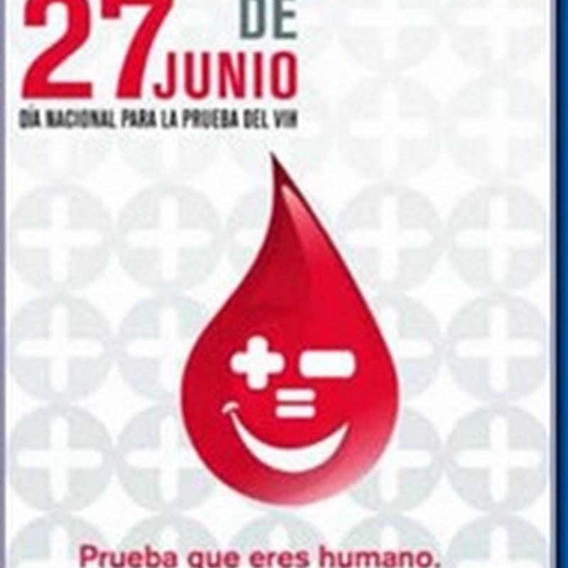 Día Nacional para la Prueba VIH