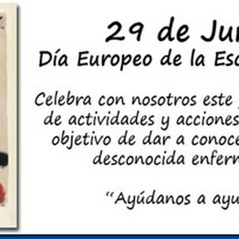 Día Europeo de la Esclerodermia