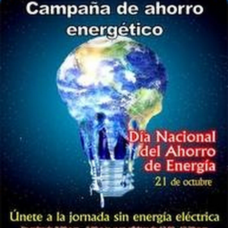 Día Nacional del Ahorro de Energía (en Perú)