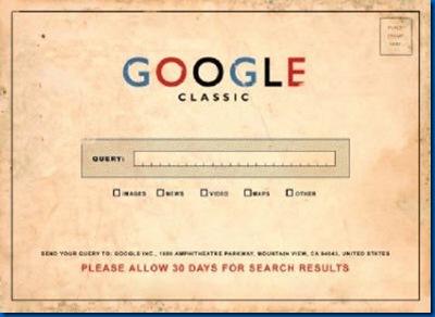 google clasic