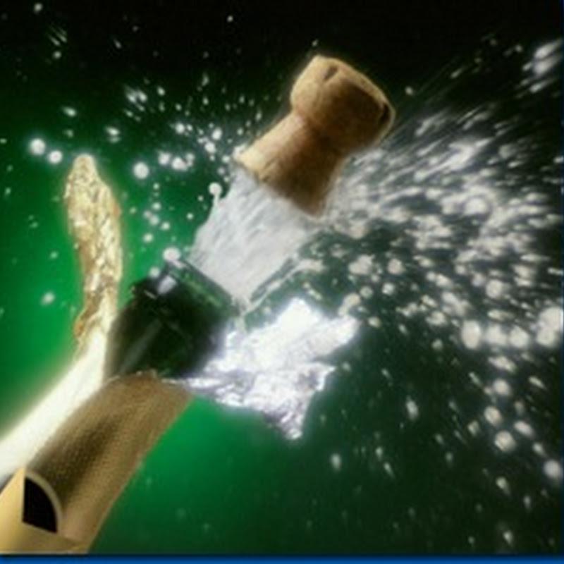 Día Nacional del Champagne (en USA)