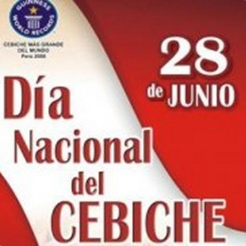 Día del Seviche (en Perú)