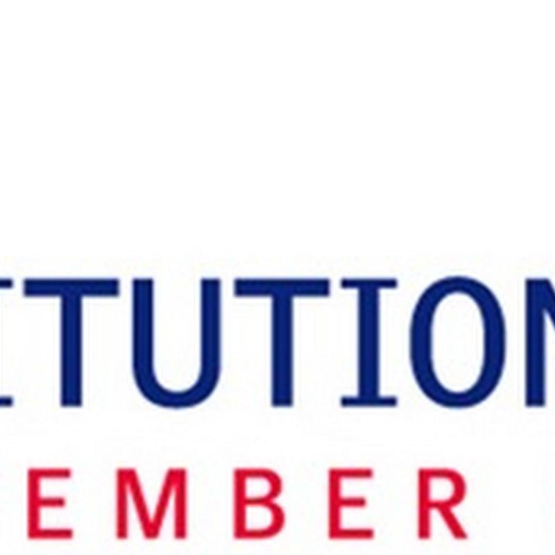 Día de la Constitución y la Ciudadanía (en USA)