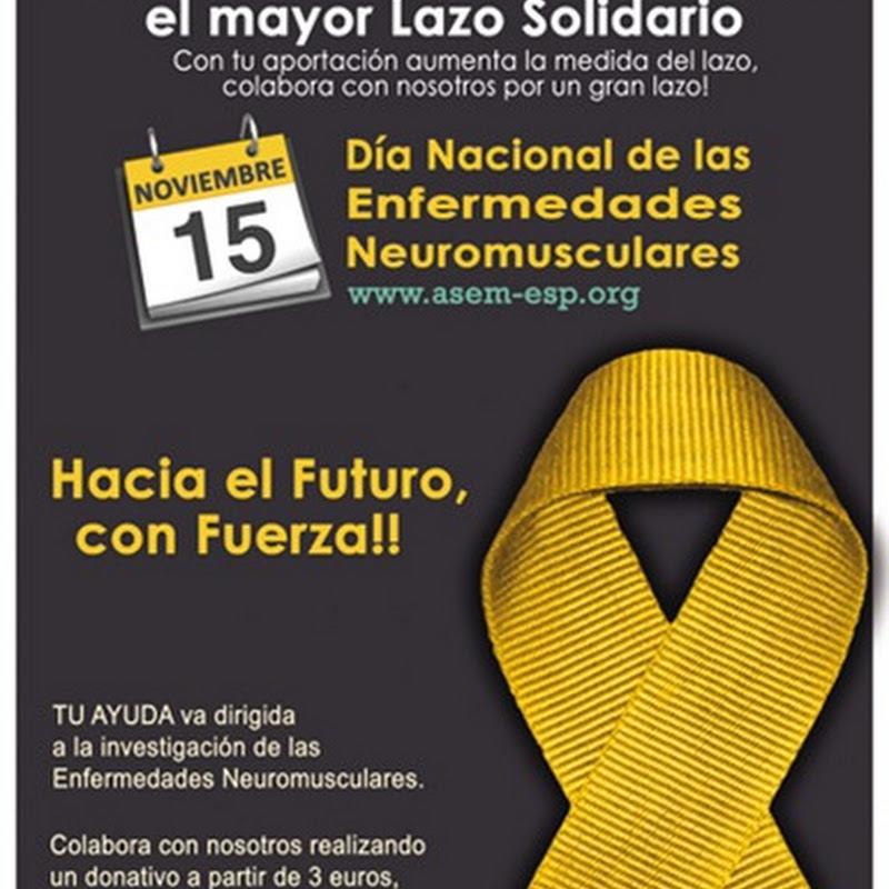 Día Nacional de las Enfermedades Neuromusculares