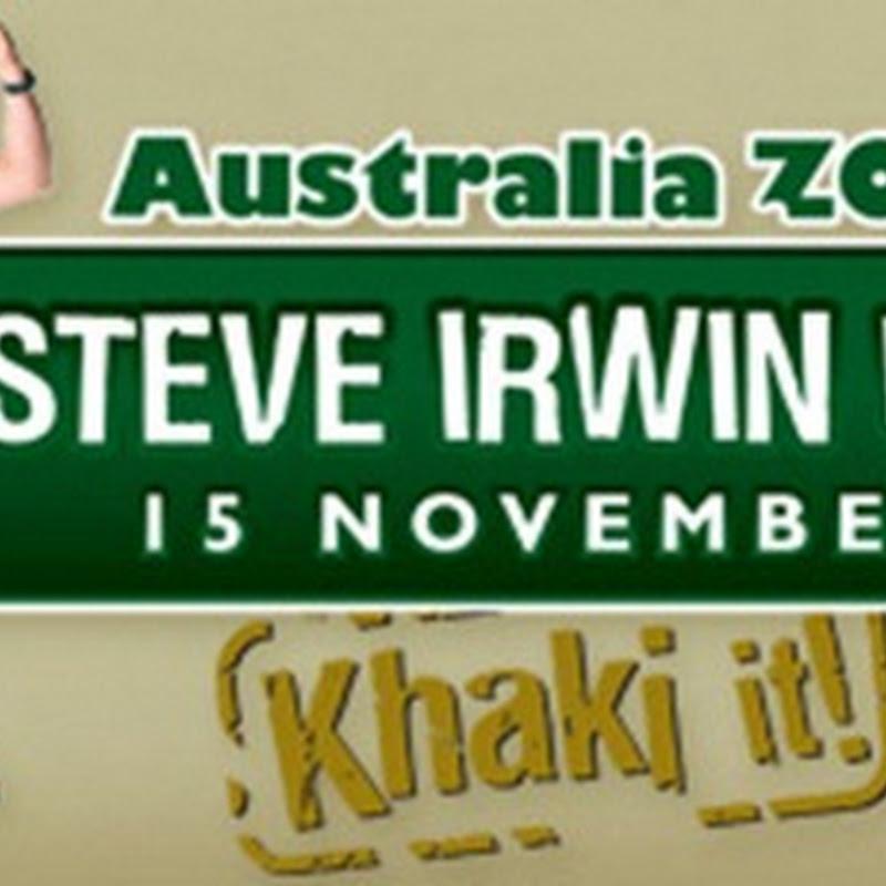 Steve Irwin Day (en Australia)
