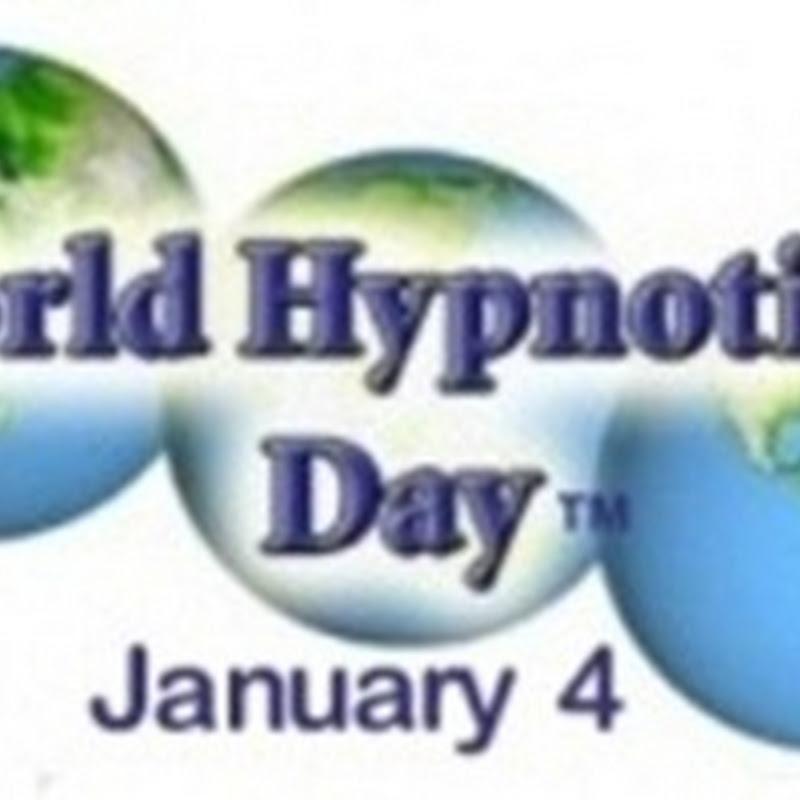 Día Mundial de la Hipnosis