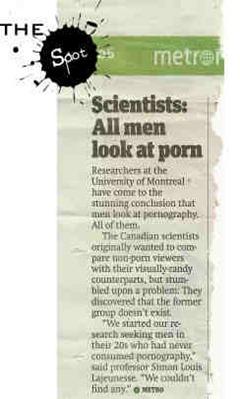 porno científico