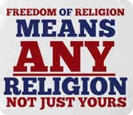 freedom religion