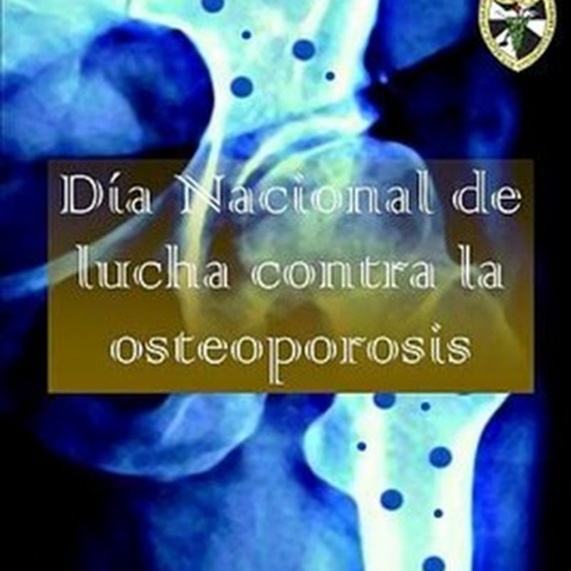 Día Nacional de la Lucha contra la Osteoporosis [en Perú]