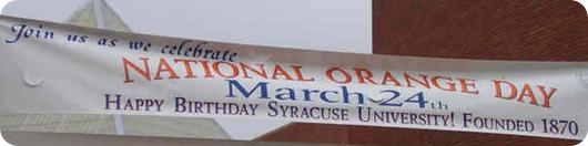 national orange day