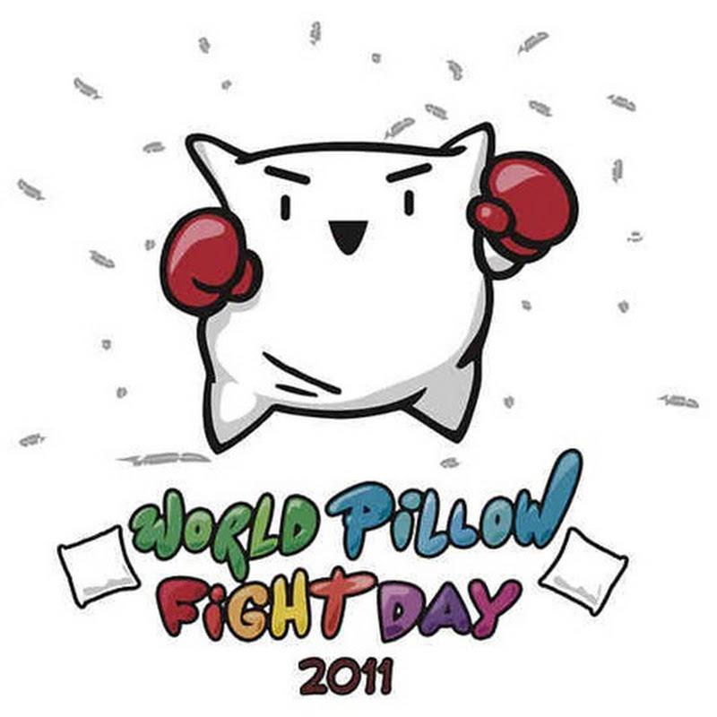 Día Internacional de Lucha de Almohadas