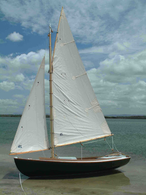 Bolger Spartina - Anyone built her or bought plans?