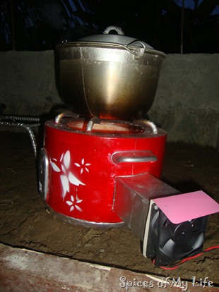 Coal Cooking