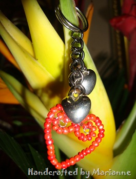 Key Chain Heart