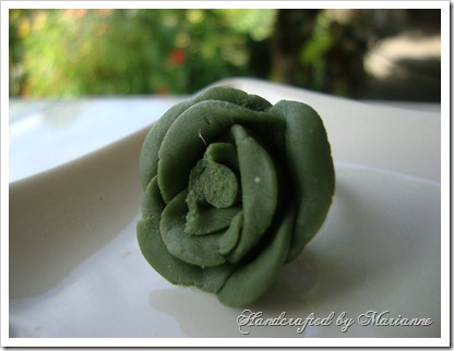 Who ate my green rose ring