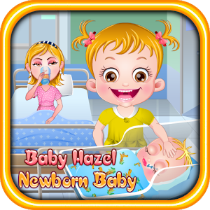Cover art Baby Hazel Newborn Baby