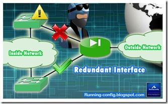redundant interface cisco asa firewall