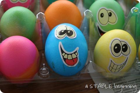 easter eggs 150