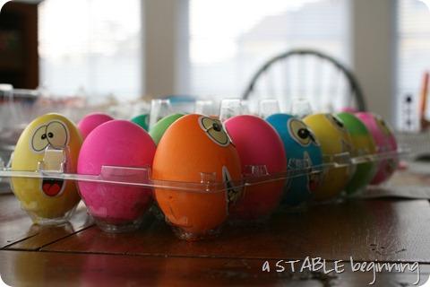 easter eggs 153