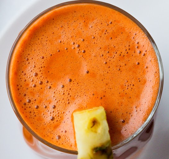 Health Juice! PinCelCarGin. (And why it's healthy)