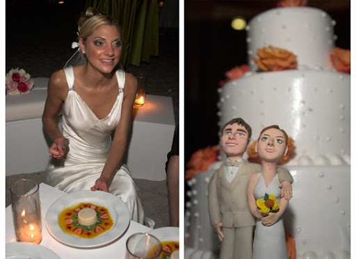 It seems vegan wedding cakes are so much more common now