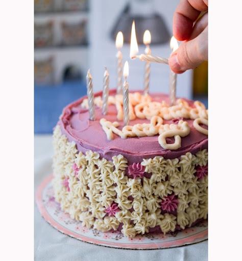 Happy Vegan Birthday To Me! And A Babycakes Cake.