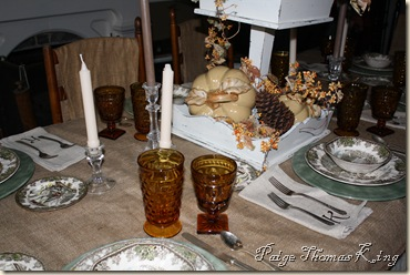 dinner table settings 013