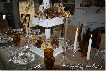 dinner table settings 024