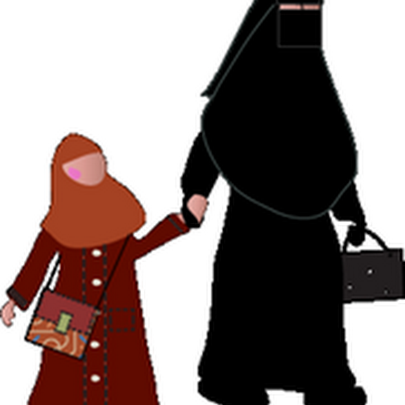 Do young girls have to wear hijaab?