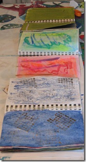 sketch book pages1