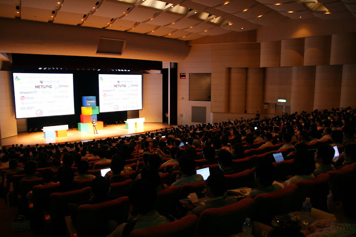 google developer day yokohama 2008